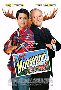 Wellcome to Mooseport, movie, poster,