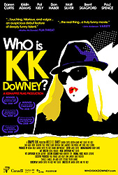Who is K.K.Downey, movie poster,
