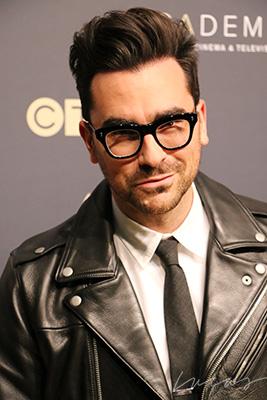 Dan Levy, actor, producer,