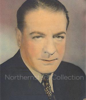 Matheson Lang, actor,
