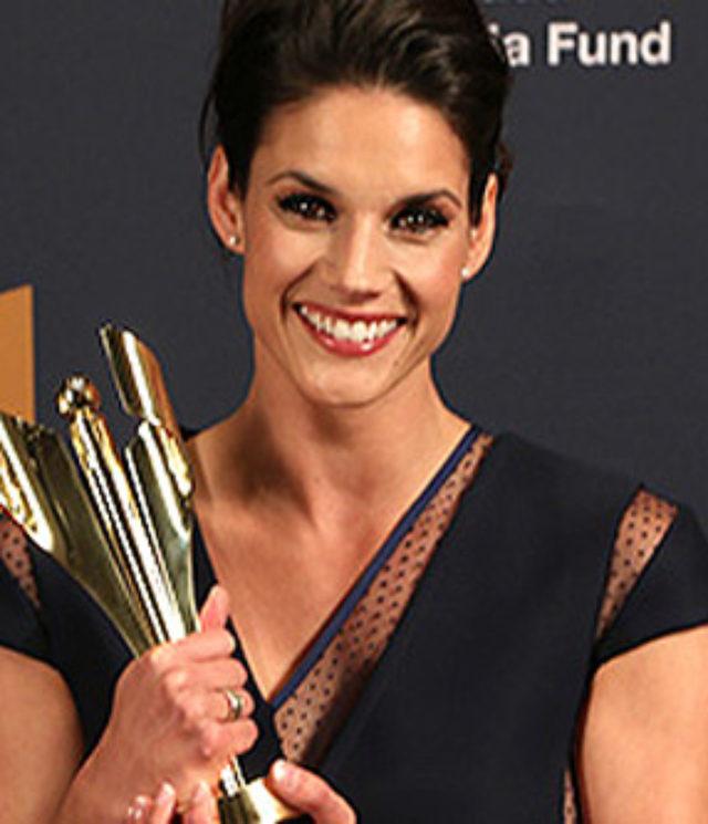 Missy Peregrym, actress,