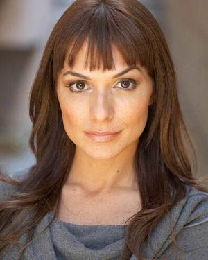 Pina Di Blasi, actress,