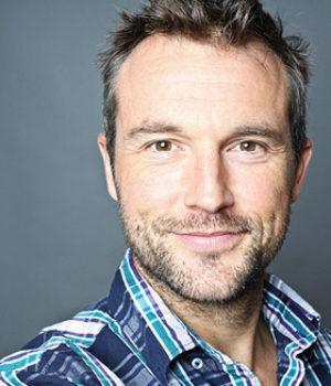 Shaun Benson, actor,