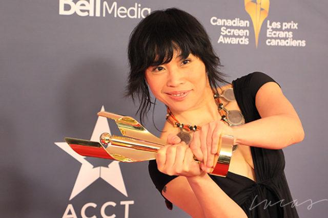 Sook-Yin Lee, actress, director,