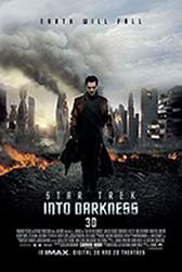 Sar Trek: Into Darkness movie poster