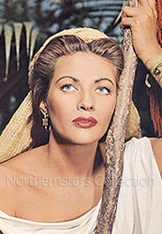 Yvonne De Carlo, The Ten Commandments, actress, actor,
