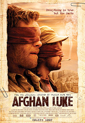 Afghan Luke, movie poster