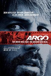 Argo, movie, poster,