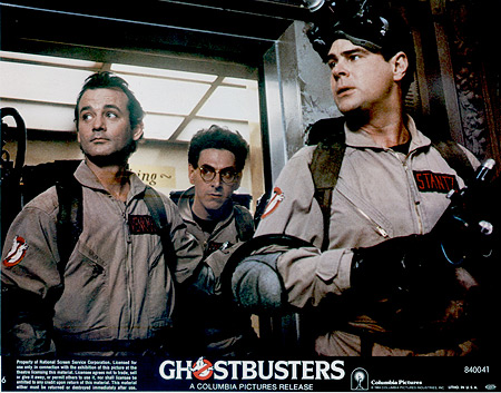 ;Ghostbusters - Northernstars Collection;