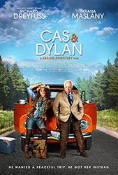 Cas & Dylan 2013 movie poster