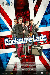 ;The Cocksure Lads Movie, 2015 movie poster;
