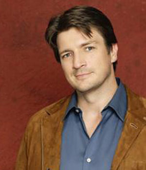 Nathan Fillion, actor,
