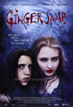 Ginger Snaps, movie poster