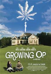 Growing Op, movie, poster,