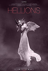 Hellions, movie, poster,