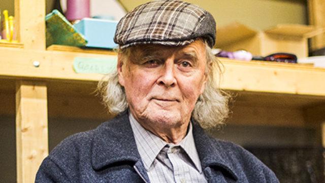 Peter Higginson, actor,