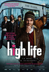 ;High Life, movie poster;