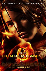 The Hunger Games, movie poster