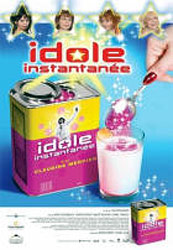 Idole instantanee, movie poster,