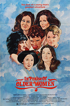 In Praise of Older Women, movie, poster,