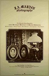 J.A.Martin photographe, movie poster