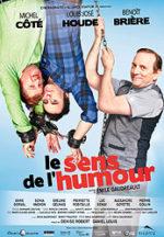 Le sens de l'humour, movie, poster