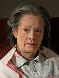 Véronique Le Flaguais, actress,