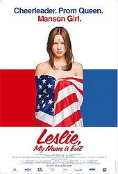 Leslie, My Name is Evil, movie poster