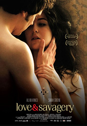 Love and Savagery, movie, poster