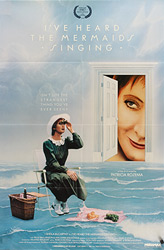 I've Heard the Mermaids Singing, movie poster