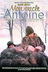 Poster for the movie Mon oncle Antoine