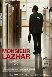 Monsieur Lazar, movie poster