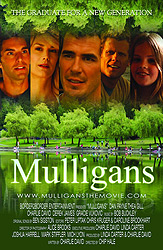 Poster for the 2008 movie, Mulligans