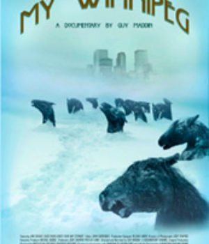 My Winnipeg, movie, poster,