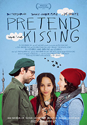 ;Pretend We're Kissing, 2015 movie poster;
