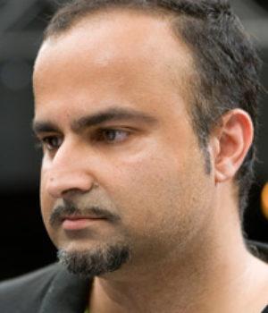 Ian Iqbal Rashid, director,