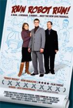 Run Robot Run, movie poster