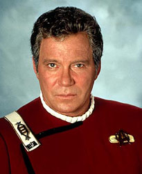 William Shatner, actor,