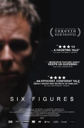 Six Figures, movie poster,