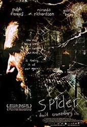 Spider, movie poster