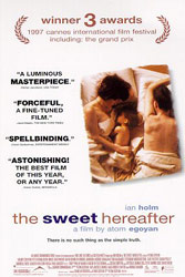 ;The Sweet Hereafter, movie poster;