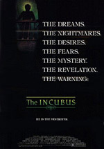 ;The Incubus, movie poster;