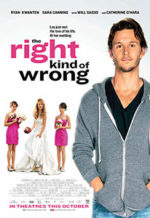 The Right Kind of Wrong, movie poster