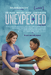 Unexpected, 2015 movie poster