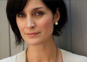 Carrie-Anne Moss, actress,