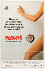 Porky's, movie, poster,
