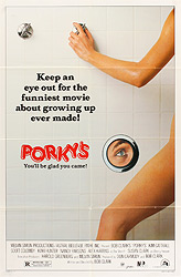 Porky's, movie poster