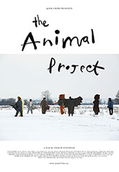 ;The Animal Project - movie poster;