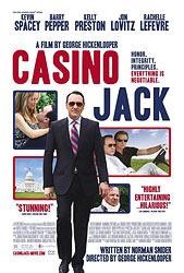 Casino Jack, movie, poster,