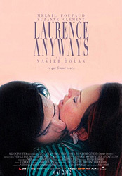 Laurence Anyways, 2012 movie poster